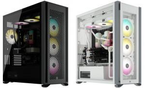 Corsair представила новые корпуса 7000D AIRFLOW и iCUE 7000X RGB