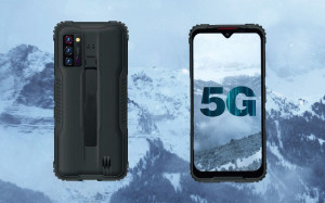 Представлен защищенный смартфон Energizer Hard Case G5