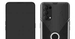 В сети появились рендеры игрового смартфона OPPO