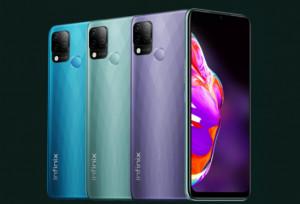 Бренд Infinix выпускает на российском рынке новый смартфон Hot 10s