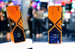 NVIDIA продемонстрировала видеокарты GeForce RTX 3080 над которыми поработали моддеры