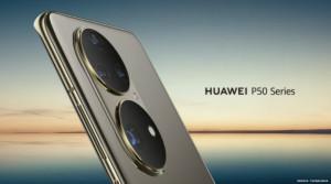 Характеристики камер Huawei P50 слили в сеть