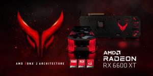 PowerColor Radeon RX 6600 XT представлена в исполнении Red Devil, Hellbound и Fighter