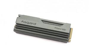 Анонсирован твердотельный накопитель Asgard AN4 со скоростью чтения 7500 Мб/с