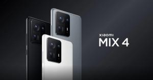 Xiaomi представила флагман MIX 4 с камерой под дисплеем