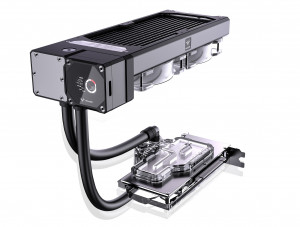 FormulaMod Granzon GPU AIO - система охлаждения для видеокарт RTX 3080/3090