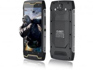 Представлен защищенный смартфон Cubot KingKong 7