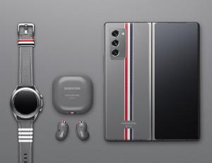 Samsung Galaxy Z Fold3 Thom Browne Edition оценен в $3450