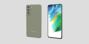 Эван Бласс рассекретил дизайн Samsung Galaxy S21 FE