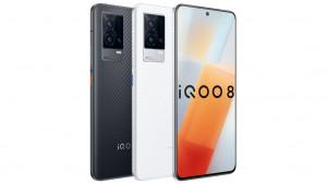 Смартфон iQOO 8 появился в продаже