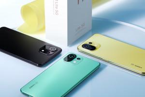 Тонкий смартфон Xiaomi Mi 11 Lite 5G подешевел до $310