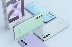 Samsung Galaxy S21 FE появится в продаже 8 сентября