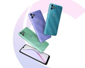 Смартфон Oscal C20 продают за 50 долларов