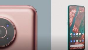 Nokia X20 получила предварительную сборку Android 12