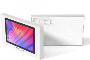 Планшет HTC A100 оценен в 20 тысяч рублей