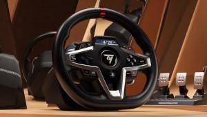 Thrustmaster выпускает гоночный руль T248