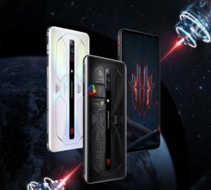 Nubia RedMagic 6S Pro появился в продаже