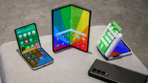 Samsung Galaxy Z Fold3 Thom Browne Edition распродали за 5 секунд