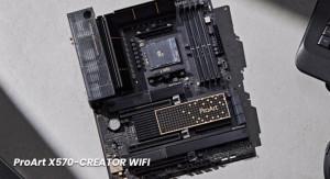 ASUS ProArt X570-CREATOR WIFI поступит в продажу в конце сентября
