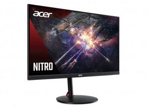 Acer представила игровой монитор Nitro XV252QPbmiiprx с частотой обновления 165 Гц