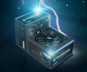 Zalman представила блоки бюджетные блоки питания серии MegaMax V2