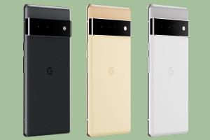 Включенный Google Pixel 6 Pro показали на видео