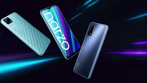 Realme Narzo 50A получил батарею на 6000 мАч
