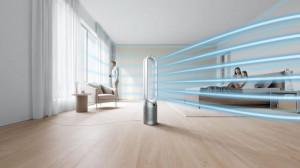 Очиститель воздуха Dyson Purifier Cool и Purifier Hot  Cool