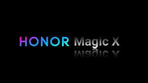 Складной Magic X от Honor выйдет в четвертом квартале