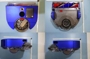 Робот-пылесос от Dyson с новым дизайном