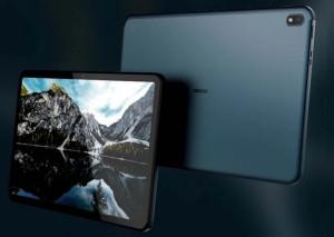 Планшет Nokia T20 показали на рендерах