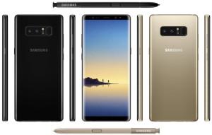 Samsung Galaxy Note 8 больше не будет получать обновления