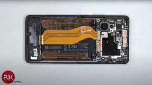 Видео разборки Xiaomi 11T Pro