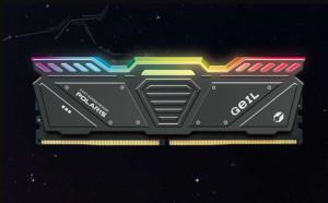Комплект оперативной памяти GeIL POLARIS RGB 64 ГБ DDR5 5600 МГц