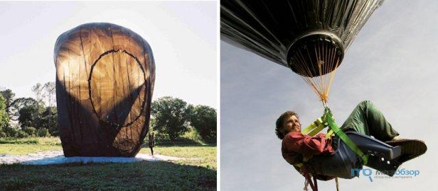 Самодельные воздушные шары
