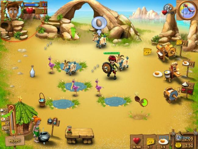 Ферма Айрис: Цветок Скриншоты из игры. Игровые ссылки.