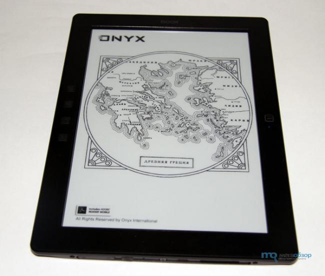 Обзор и тесты Onyx Boox M92M Perseus. Электронная книга с 9.7 E-Ink Pearl