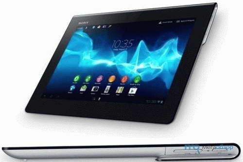 Sony Xperia Tablet Z появится уже 22 марта в Японии