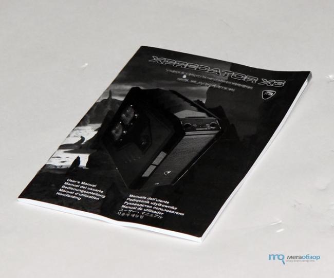 Обзор и тесты AeroCool XPredator X3 Evil Black. Игровой Full Tower корпус с чешуёй дракона