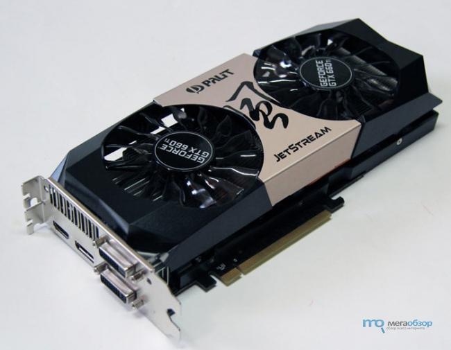 Охлаждение видеокарты gtx 660ti
