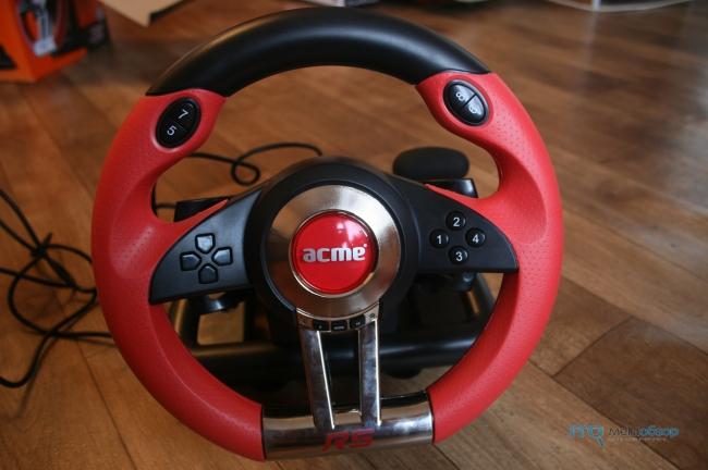 Acme Racing Wheel Rs скачать драйвер - фото 4