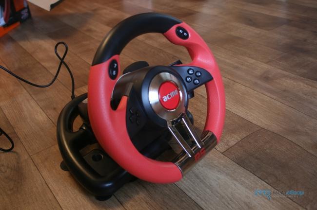 Acme Racing Wheel Rs скачать драйвер - фото 8