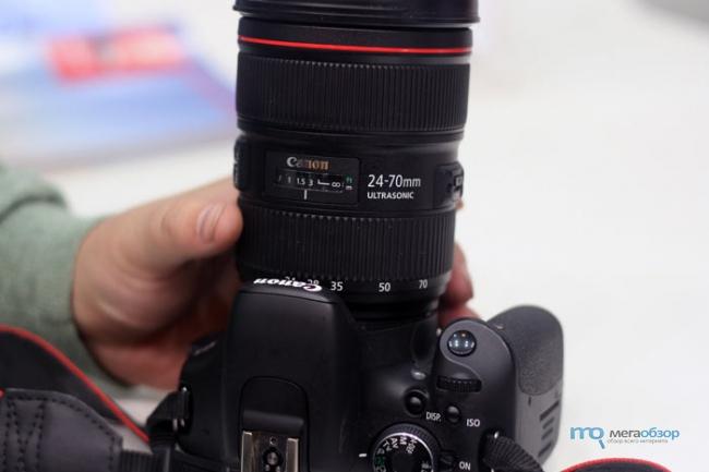 Canon EOS 700D на выставке CEP 2013