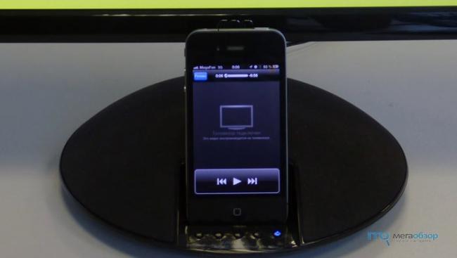 ����� � ����� ��� E2343Fi. ������� � ���-�������� ��� Apple iPhone � iPod
