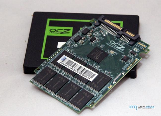 ����� � ����� OCZ AGT3-25SAT3-240G. ��������� SSD 240 �� ���������� SATA 6Gb/s