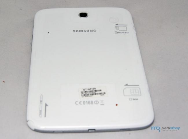 Обзор и тесты Samsung Galaxy Note 8.0 N5100. Умещающийся в одной руке планшет на Google Android