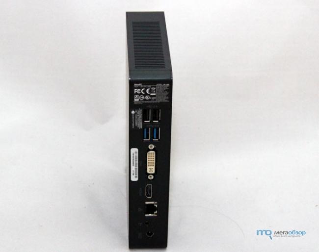 Обзор и тесты Foxconn AT-7300. Маленький, да удаленький Barebone