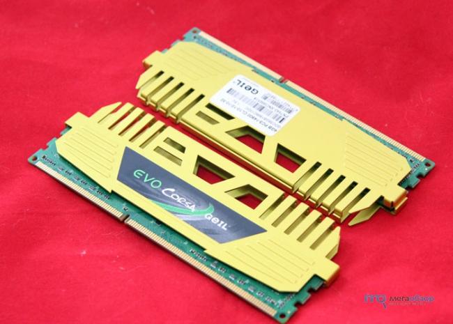 Обзор и тесты Geil GOC38GB1866C10DC. Представитель линейки Geil Evo Corsa для геймеров