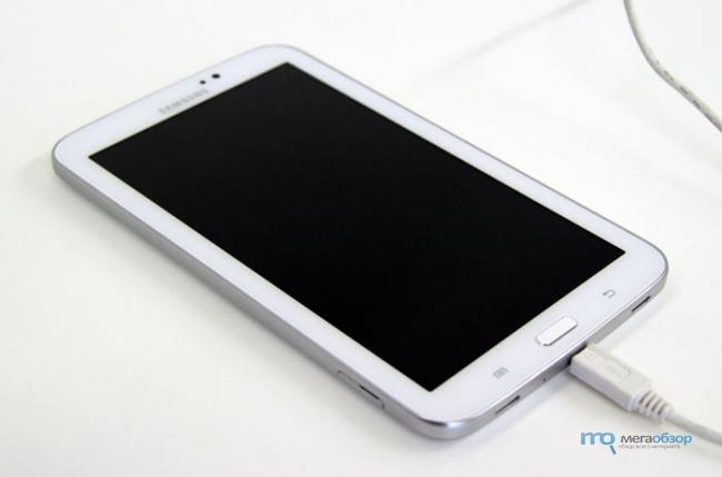 Обзор и тесты Samsung GALAXY Tab 3 7.0 SM-T2100. Немного лучше, немного тоньше