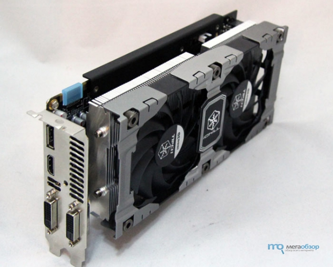 ����� � ����� Inno3D iChill GTX 650 Ti Boost HerculeZ 2000. ����������� ���������� � ������